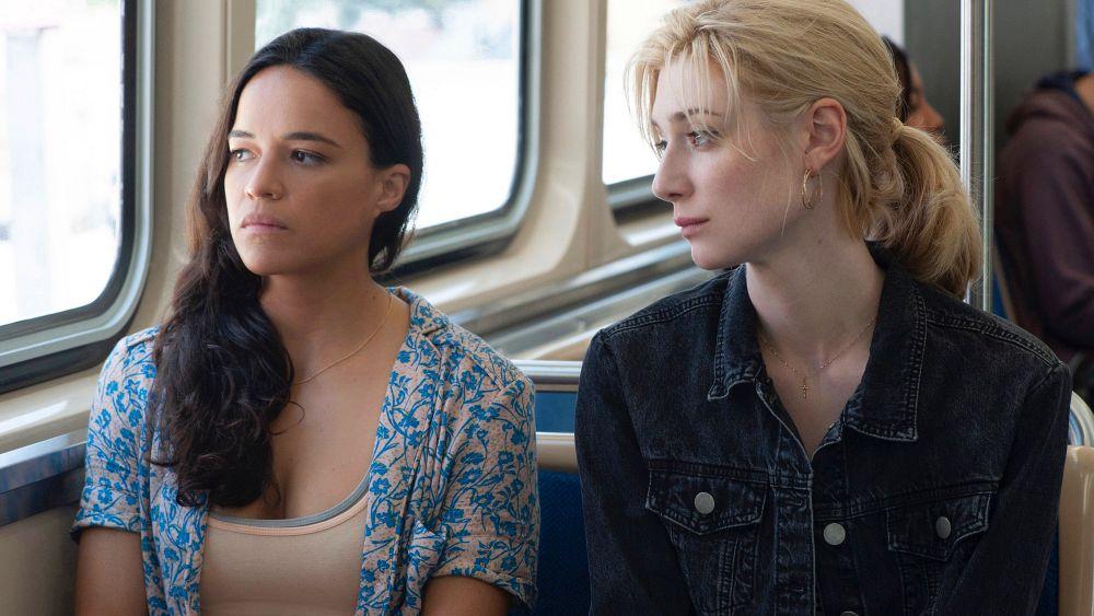 Elizabeth Debicki in Widows: female-led movies