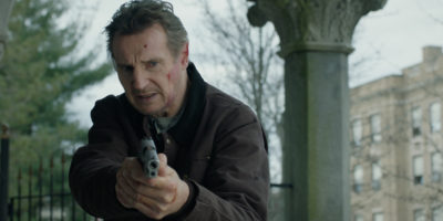 Liam Neeson Honest Thief Header