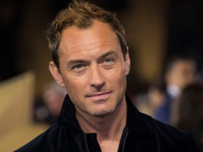 Jude Law cast as Peter Pan