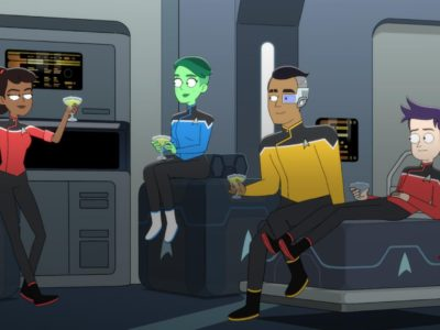 Star Trek: Lower Decks Header