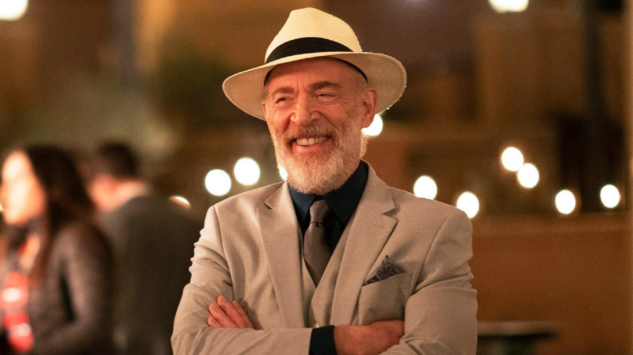 JK Simmons Palm Springs Review