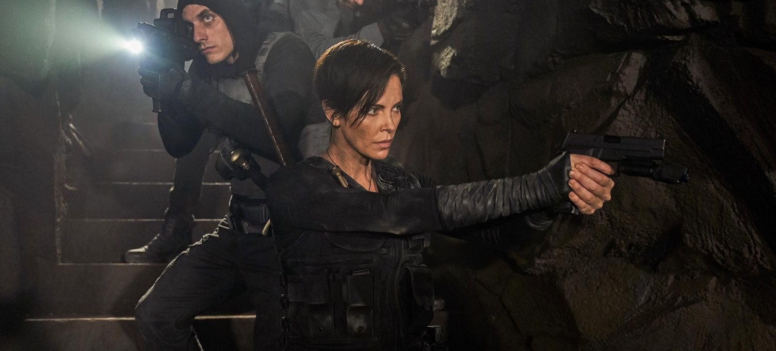 The Old Guard Movie Review Charlize Theron