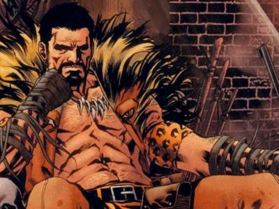Kraven the Hunter movie