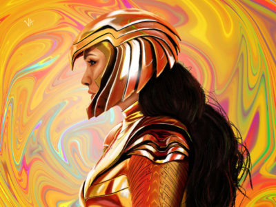 Wonder Woman 1984 DC FanDome trailer