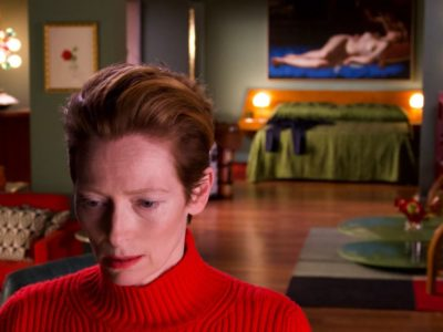 Tilda Swinton in The Human Voice