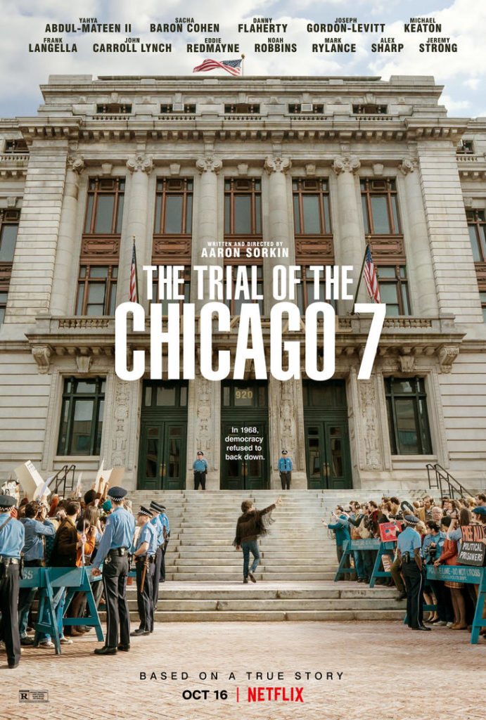 Trial of the Chicago 7 poster