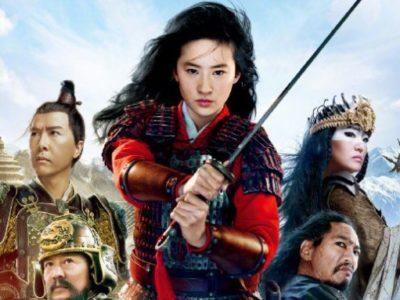 Mulan Box Office Header