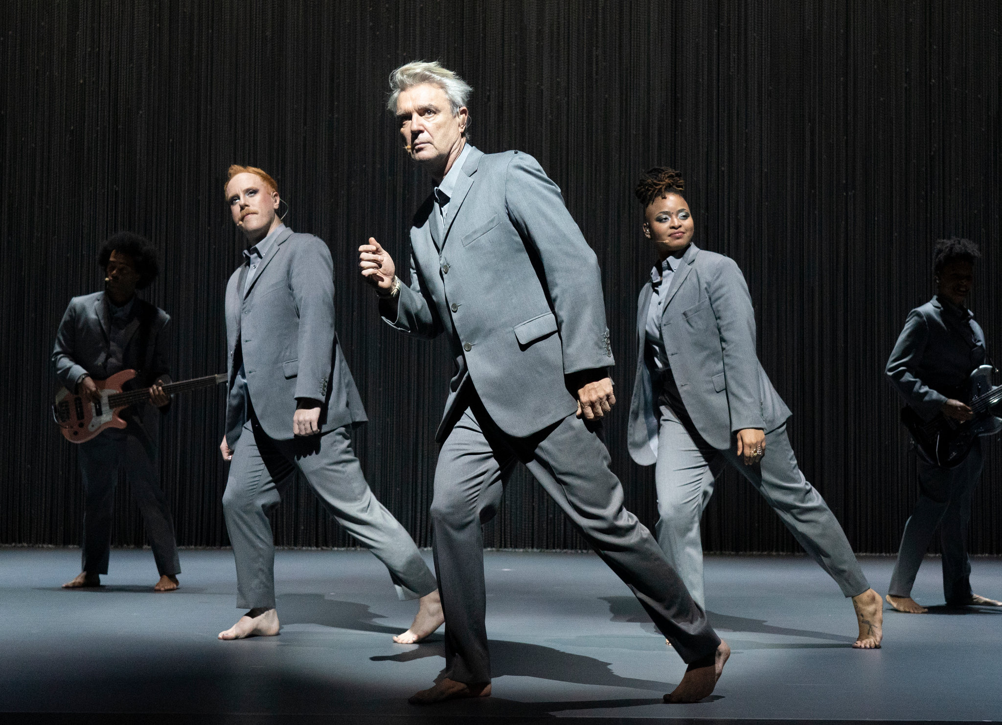 David Byrne's American Utopia directed by Spike Lee