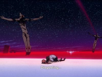 Evangelion Blu-ray