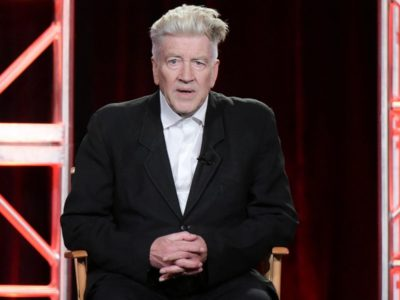 David Lynch Netflix series