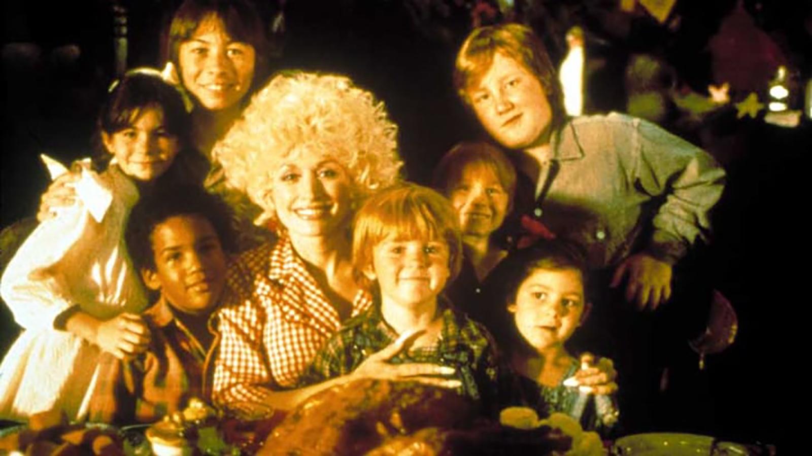Dolly Parton Smoky Mountain Christmas