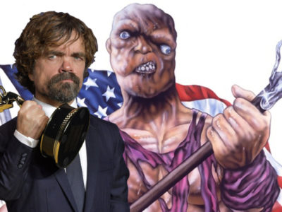 Peter Dinklage to star in the Toxic Avenger reboot