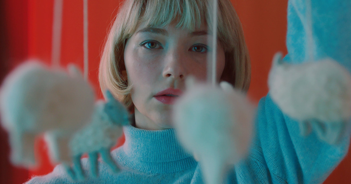 Swallow, directed by Carlo Mirabella-Davis and starring Haley Bennett