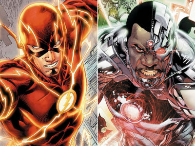 Ray Fisher Flash