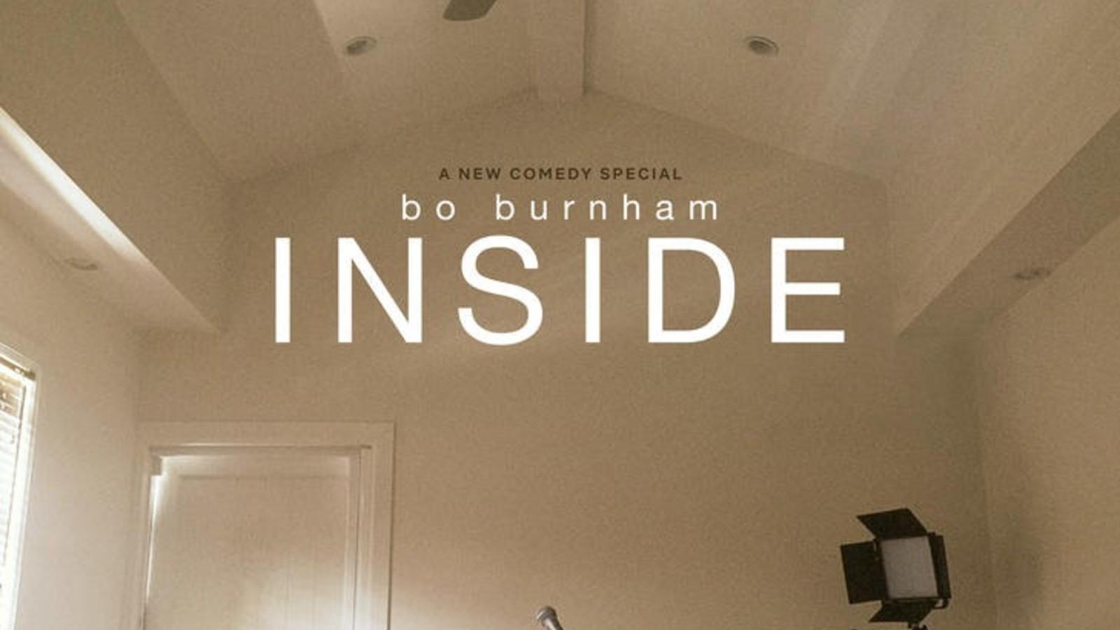 Review: Bo Burnham: Inside • Flixist