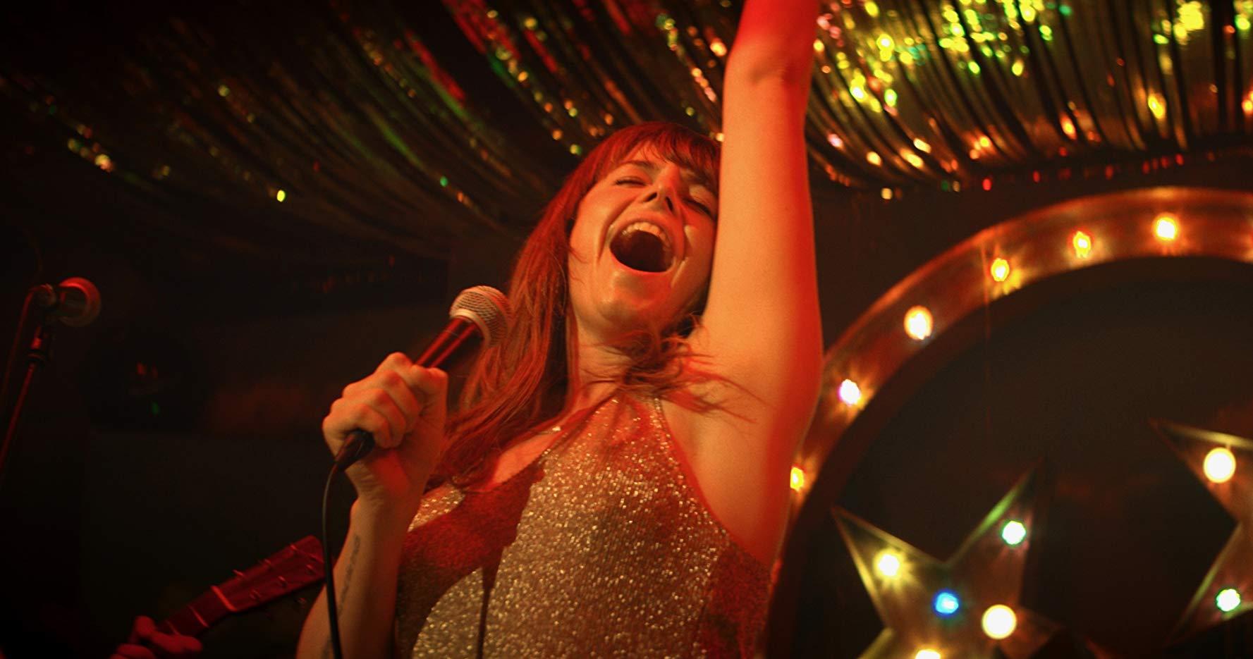 Jessie Buckley in Wild Rose